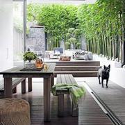 50平米优雅式客厅设计