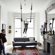 50平超小型客厅设计