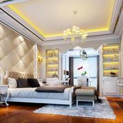 清纯色调120平米房子