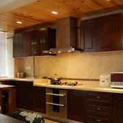 欧式厨房橱柜装修