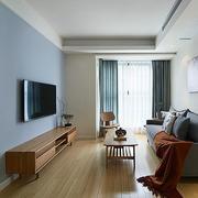 家庭客厅简约装饰