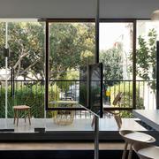 40平米客厅落地窗设计
