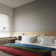 公寓家装主卧室展示