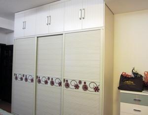 现代经典小户型板式家具室内设计效果图