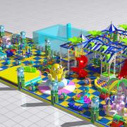 儿童游乐园设计模板