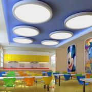 幼儿园壁画设计灯光设计