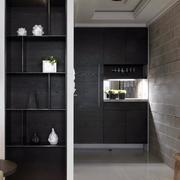 家装客厅置物柜展示