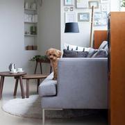 90平米室内客厅沙发装修