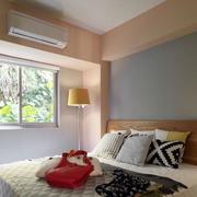 家装小清新卧室图