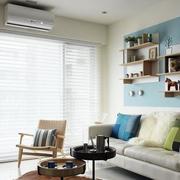 家装客厅创意沙发背景墙