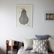 90平米房屋卧室装修效果图