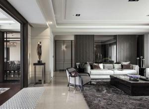 格调高贵:古典风格220平别墅家装效果图