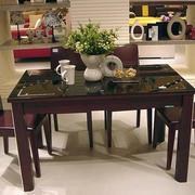 别墅装修全友家具餐厅桌椅装饰