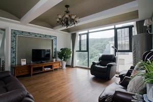 天真烂漫:100平米欧式田园风格公寓装修