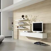 浅色调客厅设计图片