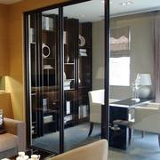 后现代风格客厅门设计