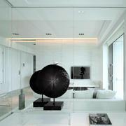 后现代风格客厅门饰设计