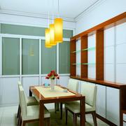 宜家风格餐厅设计图片