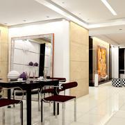 简约风格餐厅设计图片
