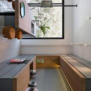 阁楼经典式厨房设计