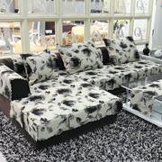 宜家的黑白沙发欣赏