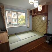 结实的榻榻米床装修