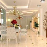 简欧风格餐厅设计