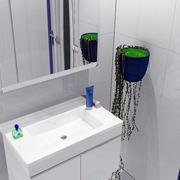 现代简约风格浴室柜装修