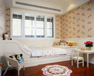 童话世界:简欧风格奢华儿童房装修