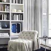 阁楼小型书房沙发设计