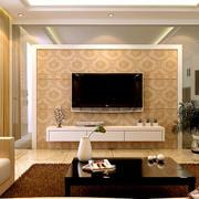 东南亚风格客厅设计图片