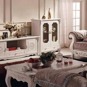 别墅精致奢华家具沙发装修