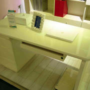 全友家具书房桌椅设计