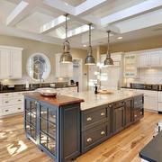 简约型厨房设计图片