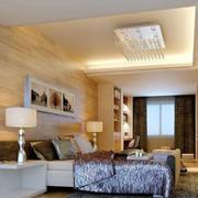 原木卧室地板装修