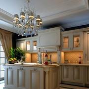 时尚风格厨房设计图片