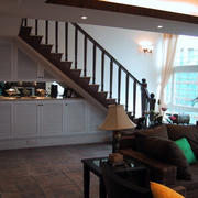 小户型楼梯设计图片
