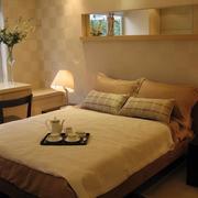 卧室床头置物柜欣赏