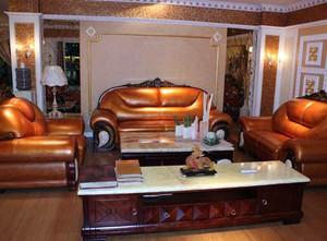 别墅简欧风格全友家私装修效果图设计