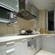 120平米房子厨房设计