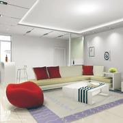 顾家沙发背景墙装修整体设计