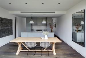 释放热情:120平米风尚型房子装修效果图