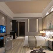 酒店卧室装饰画欣赏