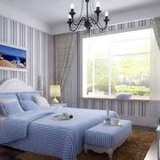 地中海田园混搭小卧室