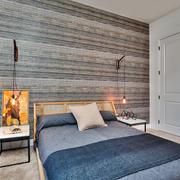120平米欧式大户型卧室典雅简洁式设计
