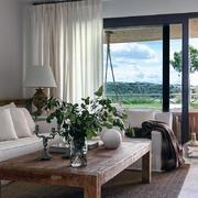 2011年家装流行客厅整体效果图