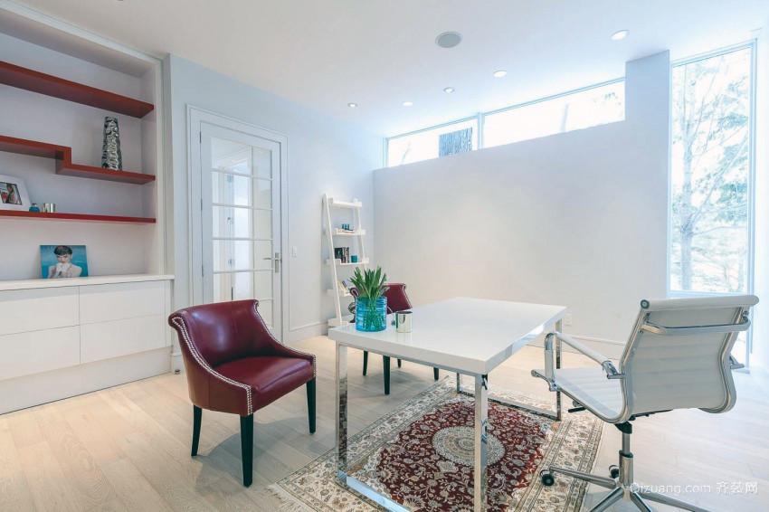 雅舍德馨:120平米超大户型两室一厅装修图例