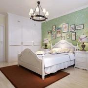 地中海卧室装饰画欣赏