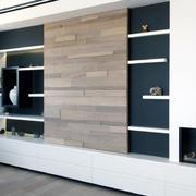 40平米欧式客厅奢华系列电视柜设计