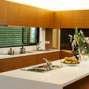 厨房吧台设计图片